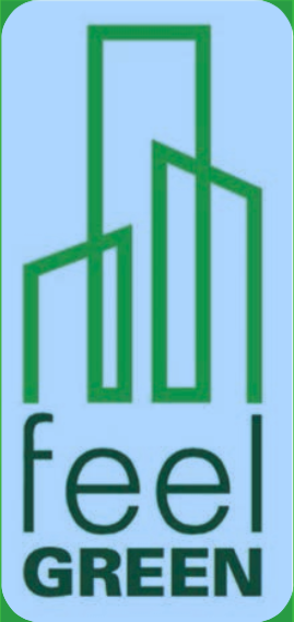 FEEL GREEN logo